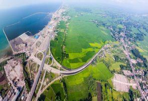 نقش سازمان منطقه آزاد انزلی به الحاق ۴۰ هکتار از اراضی استحصالی بنادر و دریانوردی استان گیلان به این منطقه