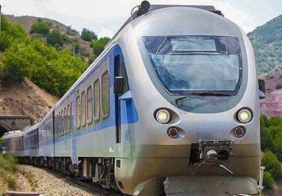 قطار رشت-مشهد همه روزه میشود
