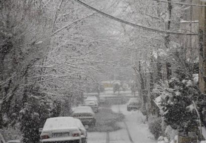 پیش بینی بارش مجدد برف در کشور