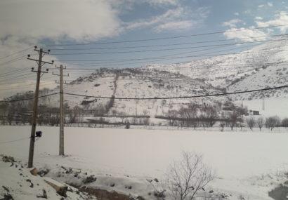 آماده باش کامل حوزه های خدمت رسان شهرداری رشت در زمان بارش برف