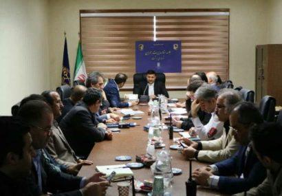 ستاد مدیریت بحران شهرداری رشت تشکیل جلسه داد؛ آمادگی کامل نیروها برای برف