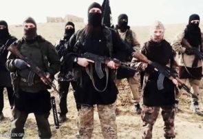 نیروی هوایی مانع ورود داعش به مرزها شد