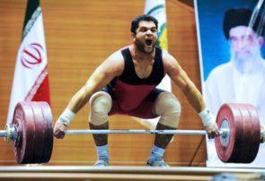 ترکیب تیم ملی وزنهبرداری ایران در جام نامجوی رشت