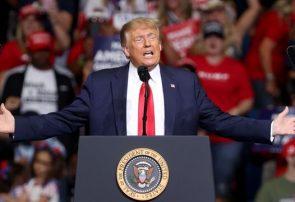 در جمع هوادارانش مدعی شد؛ ترامپ: تنها اگر تقلب شود، در انتخابات شکست میخورم!