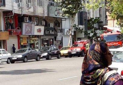 تکذیب خبر بمب گذاری در خیابان مطهری رشت/ تجمع به دلیل دستگیری دو متهم غیربومی