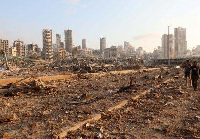 جزئیات انفجار بیروت/ پایتخت لبنان شبیهترین شهر به هیروشیما و ناکازاکی