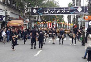 حرکت دسته های عزاداری و استفاده از طبل و سنج در خیابان های گیلان ممنوع است