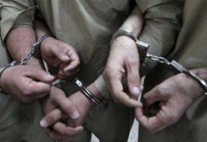 ۱۶ نفر از کارکنان شهرداری و شورای شهر مهاباد دستگیر شدند
