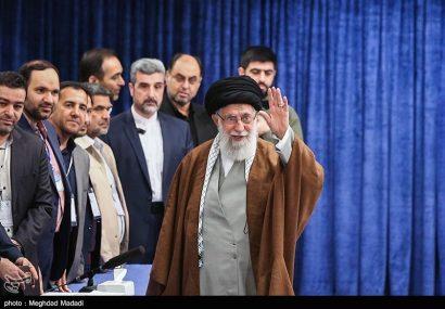 رهبر انقلاب اسلامی جمهوری اسلامی ایران به خود خواهد بالید و افتخار خواهد کرد