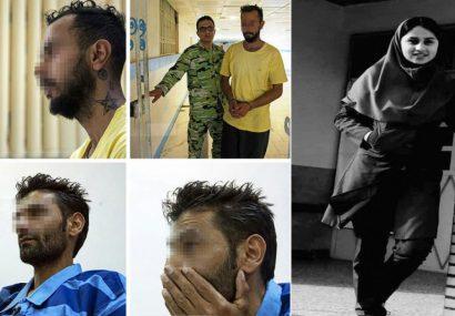 مادر رومینا اشرفی در دادگاه غش کرد / شوهر قاتلش او را هم تهدید به مرگ کرد