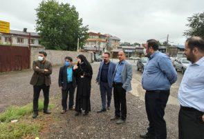 تعریض خیابان سرچشمه رشت در دستور کار شهرداری منطقه سه قرار گرفت